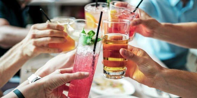 dricka alkohol när