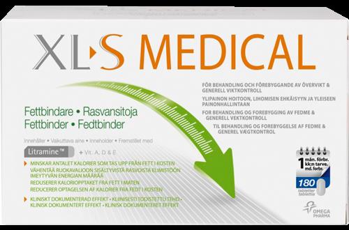 XL-S Medical fungerar om det används så som de gjorde i studierna.