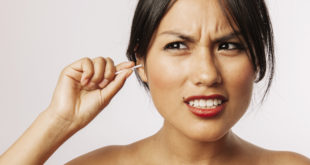 torra hörselgångar